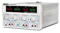 MATRIX MPS-6005H-3 Линейный источник постоянного напряжения 3-х канальный (60 В, 5 А)