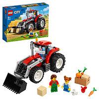 LEGO City 60287 Конструктор ЛЕГО Город Great Vehicles Трактор