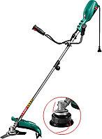 Триммер электрический (электрокоса) ЗУБР 1700 Вт ширина скоса 42/25 см