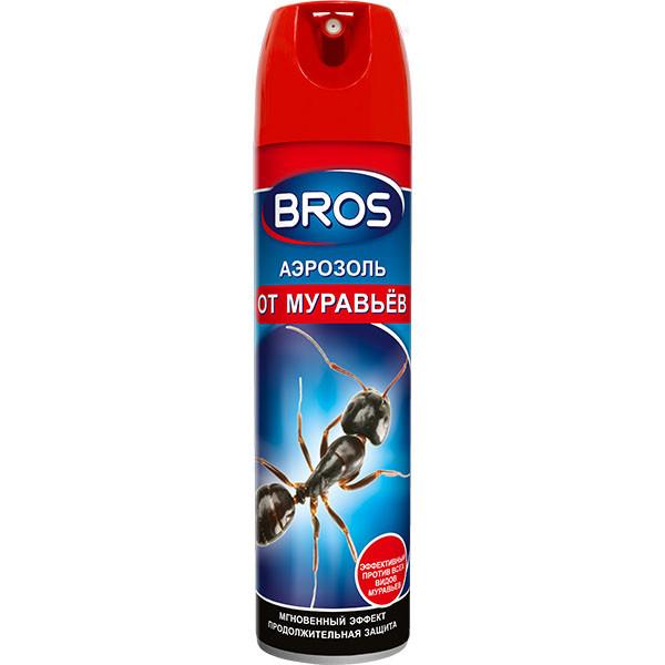 Аэрозоль от муравьев