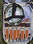 Набор для пикника на 6 персон в рюкзаке, фото 4