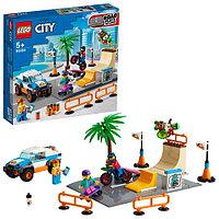 LEGO City 60290 Конструктор ЛЕГО Город Скейт-парк