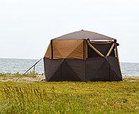Шатер туристический Палатка БЕСЕДКА для охоты, рыбалки, тур похода Размер 300*360* h 215 см
