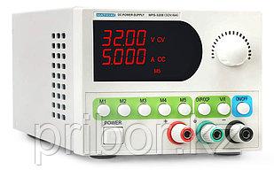 MATRIX MPS-3206 Одноканальный импульсный источник постоянного напряжения (32 В, 6 А)