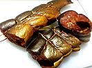 Шаг «ВАРКА» при горячем копчении рыбы