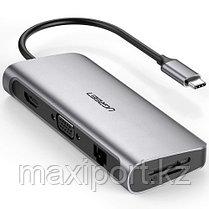 Адаптер Ugreen 9в1 для MacBook/iPad, фото 3
