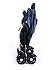 Коляска прогулочная Tomix CARRY. Blue. вес 11,8кг, фото 2