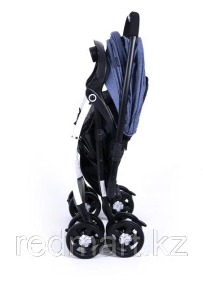 Коляска прогулочная Tomix CARRY. Blue. вес 11,8кг - фото 2