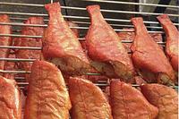 Фотографии рыбы холодного и горячего копчения с коптильного производства