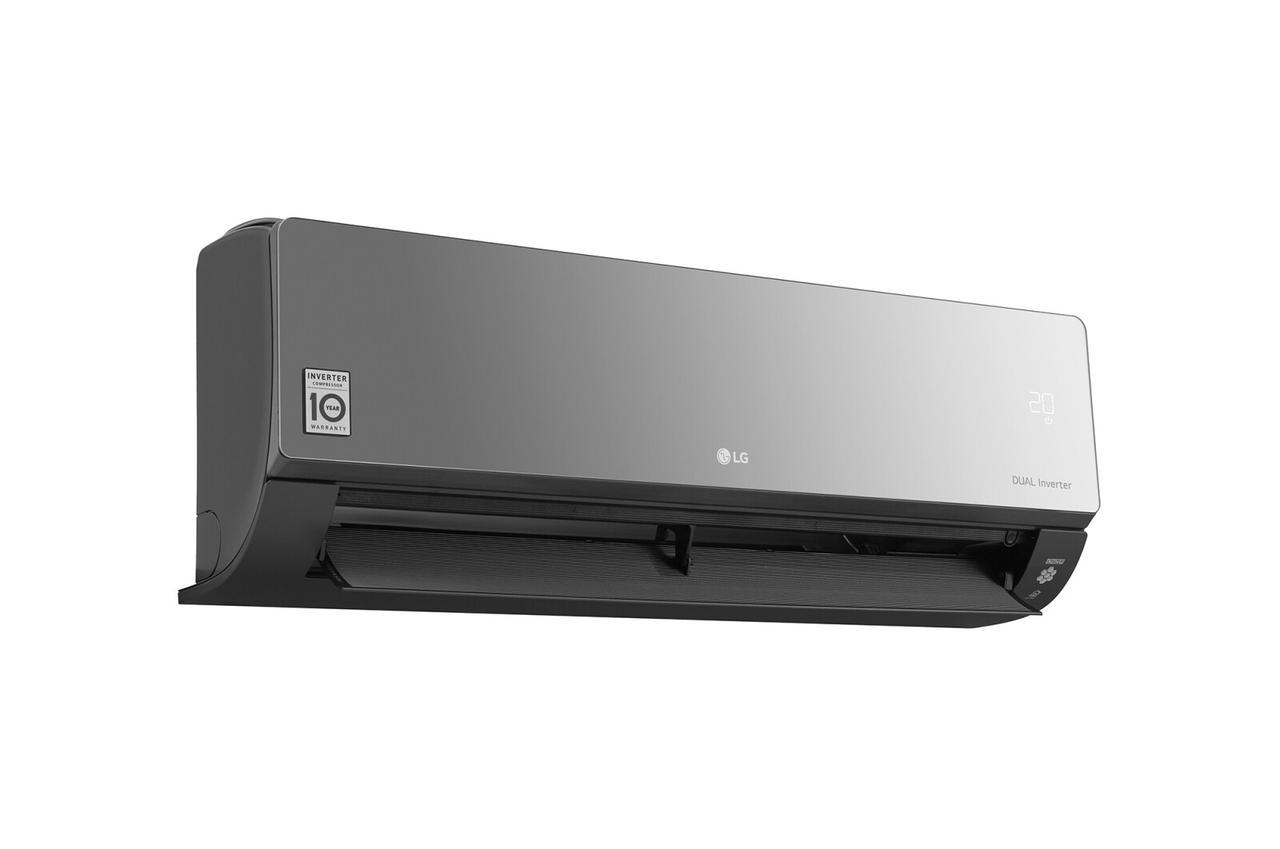 Кондиционер LG ARTCOOL MIRROR INVERTOR NEW AC09BQ(R32)