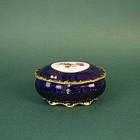 Шкатулка для драгоценностей Фарфоровая мануфактура Ilmenau