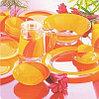 HAWAI YELLOW столовый сервиз на 6 персон из 25 предметов, шт, фото 2
