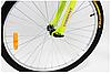 """Велосипед Torrent City Cruiser, внедорожный, 18 скоростей, колеса 26д, рама сталь 18"""",Зеленый/желтый, фото 3"""