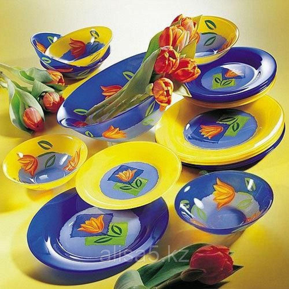 MELYS AZUR столовый сервиз на 6 персон из 25 предметов, шт