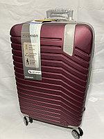 "Средний дорожный чемодан на 4-х колесах"" DELONG"". Высота 67 см, ширина 41 см, глубина 25 см., фото 1"