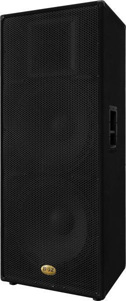 Пассивная акустическая система B-52 MX-1818 черная (пара)