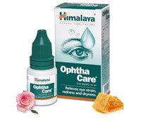 Капли для глаз OphthaCare (Опткейр)
