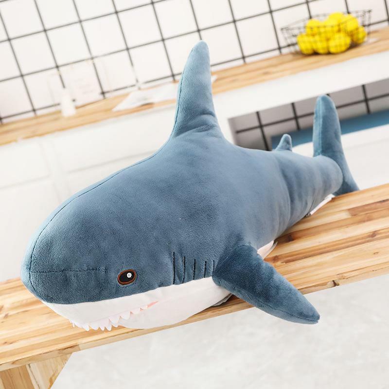 Мягкая игрушка- Акула
