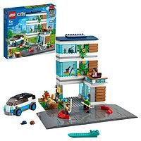 LEGO City 60291 Конструктор ЛЕГО Город Современный дом для семьи