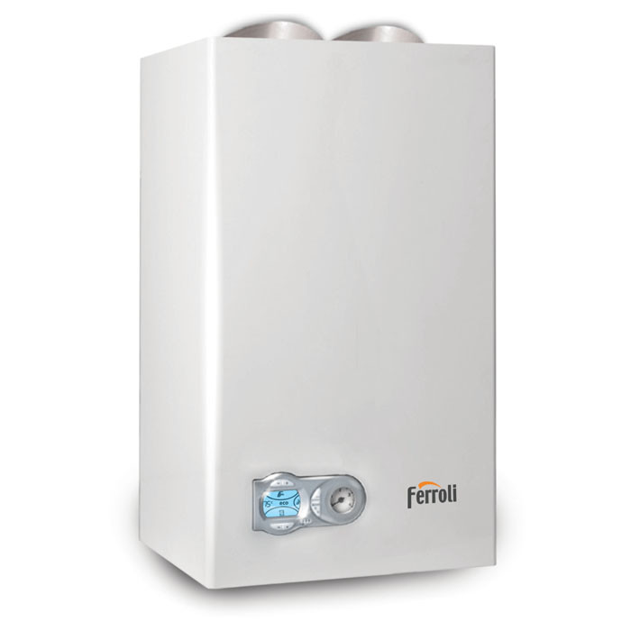 Настенный газовый котел Ferroli Fortuna F40