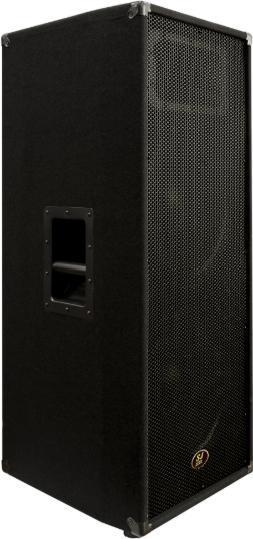 Пассивная Акустическая система SJ Audio LS215 черная (пара)