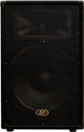 Пассивная Акустическая система SJ Audio LS15 черная (пара)