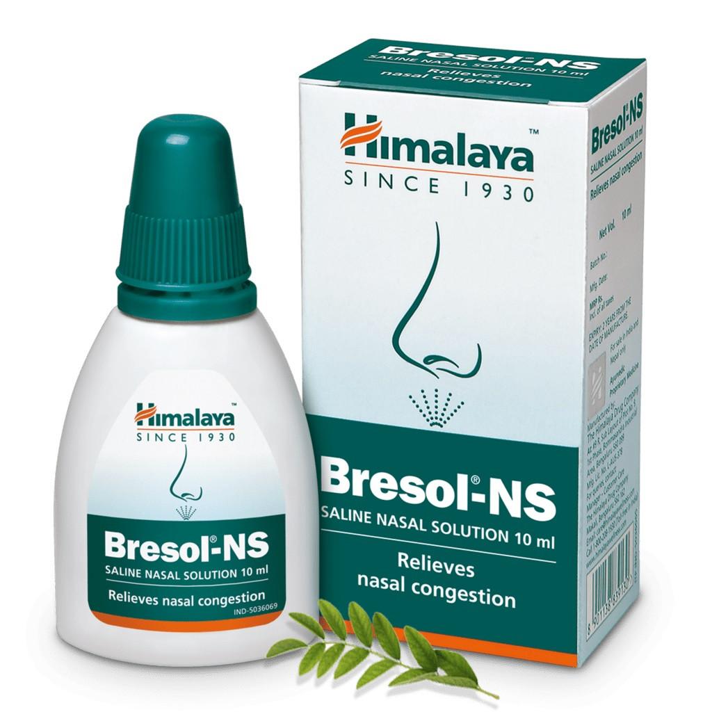 Капли-спрей для носа Бресол (Bresol-NS)