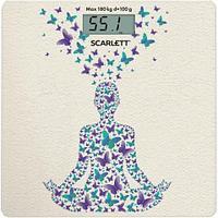 Весы напольные Scarlett SC-BS33E098, Picture