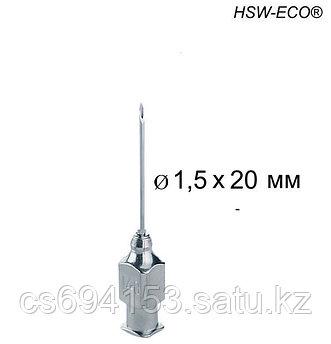 Игла HSW ECO 1.50*20 мм