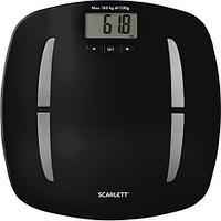 Весы напольные Scarlett SC-BS33ED83, Black