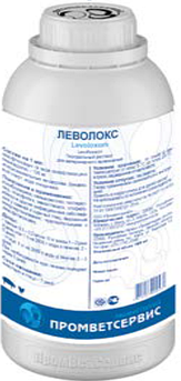 Леволокс 20% (1 л) Антибактериальный препарат.