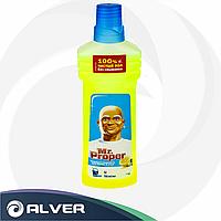 """Средство для мытья пола MR PROPER """"Лимон"""" 750мл"""