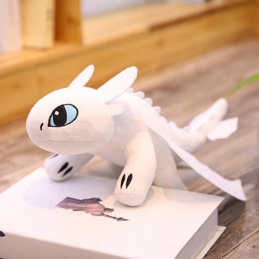 «Белая фурия» из мультфильма «Как приручить дракона»