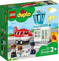 10961 Lego Duplo Самолет и аэропорт, Лего Дупло
