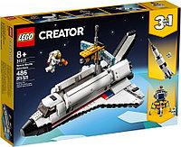 31117 Lego Creator Приключения на космическом шаттле, Лего Креатор