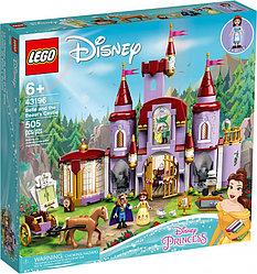 43196 Lego Disney Princess Замок Белль и Чудовища, Лего Принцессы Дисней