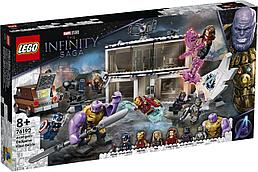76192 Lego Marvel «Мстители: Финал» — решающая битва, Лего Супергерои Marvel