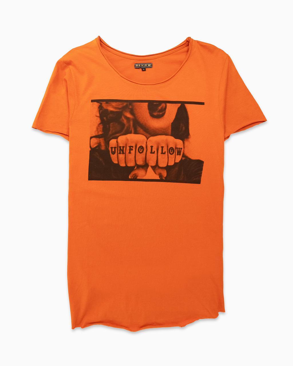 Review   Мужская футболка  - А4