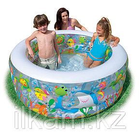 Детский надувной бассейн Intex 58480, размер 152х56 см, фото 2