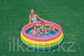 Надувной детский бассейн Intex 56441, Sunset Glow, размер 168х46 см, фото 2