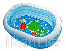 Детский надувной бассейн Intex 57482, размер 163 x 107 x 46 см, фото 3