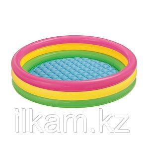 Детский надувной бассейн Intex 57422, Sunset Glow 147х33см, фото 2