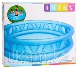 Детский надувной бассейн Intex 58431, с рёбрами, размер 188х46 см, фото 3