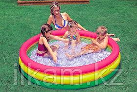 Детский надувной бассейн Intex 57104, размер 86х25 см, фото 2