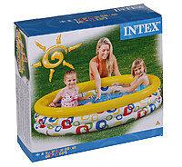 Детский надувной бассейн Intex 58439, размер 147х33 см, фото 3