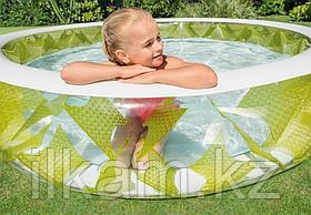 Детский круглый надувной бассейн, Intex 57182, размер 229х56 см, фото 3