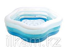 Надувной бассейн Intex 56495, Summer Colors, 185х180х53см, фото 2