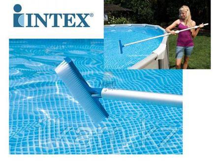 Щетка для очистки стен и дна, каркасного и надувного бассейна, INTEX 29052, фото 2