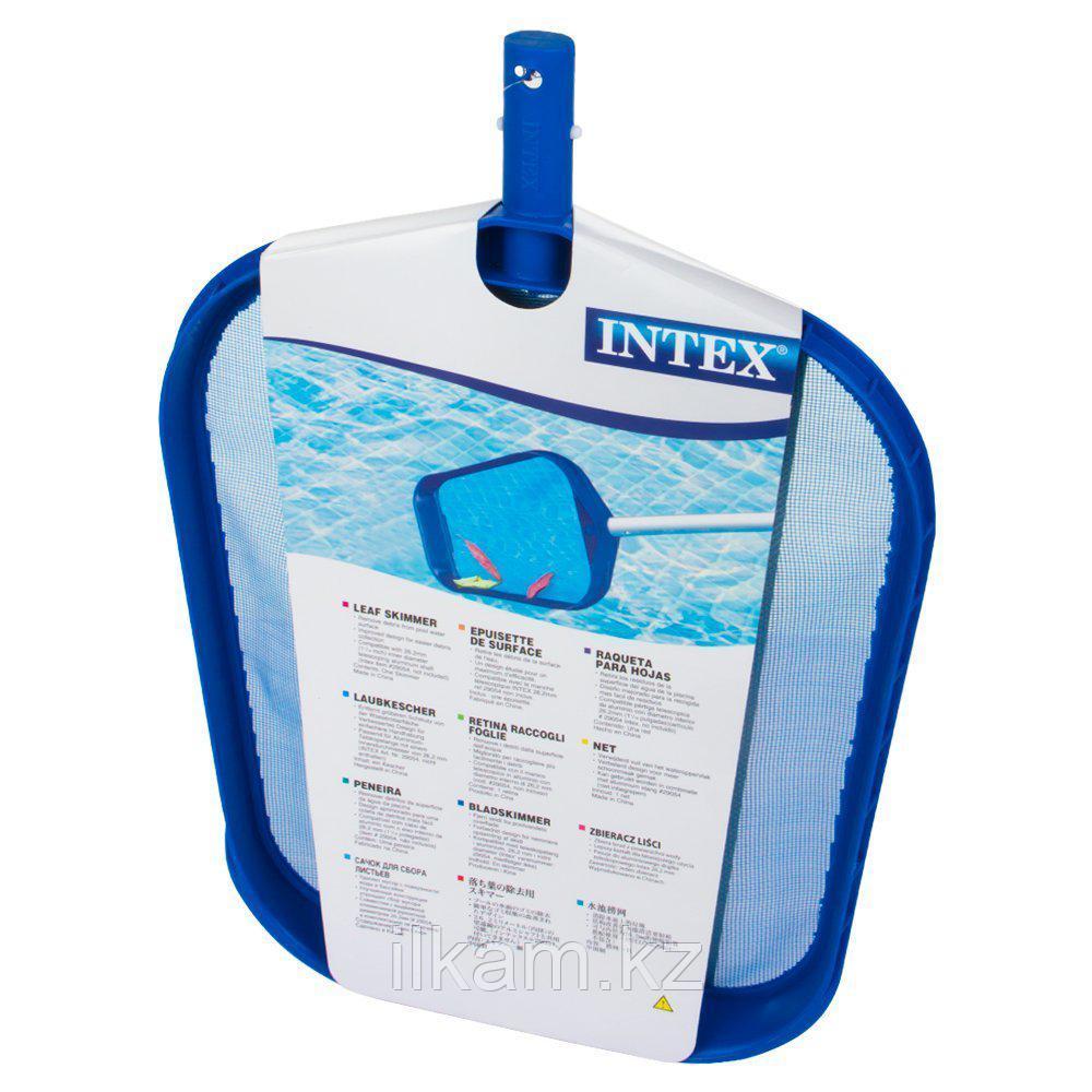 Сачок для чистки каркасного и надувного бассейна, INTEX 29050,