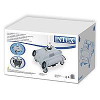Автоматический подводный робот пылесос, для каркасных и надувных бассейнов, INTEX 28001